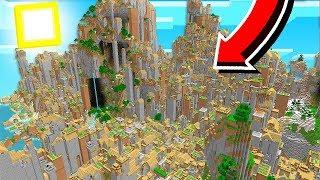 FINDING The World's BIGGEST Village in Minecraft 1.14! - Episode 16
