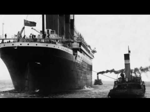 RMS Titanic: Sea Trials, 2 April 1912