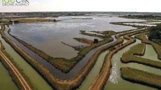 Vidéo Drone Vendée marais vendéens