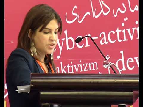Panel V: Online Activism & the Arab Uprisings