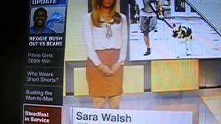 Sara Walsh 6!