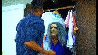 Малколм играет в жмурки ¦ Дом с паранормальными явлениями 2 (2014) ¦ HD