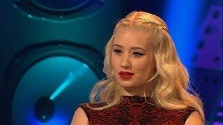 Iggy Azalea's theory on pop stars  - Never Mind the Buzzcocks: Series 27 Episode 4 - BBC Two