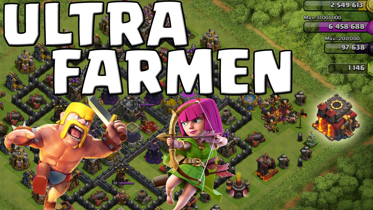 ultra clash of clans - photo #6