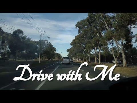 *Whisper* ASMR Drive Through South Australian Suburban Area  (Slow TV) ☀365 Days of ASMR☀