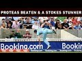 Stokes with a stunner in Cricket World Cup opener thumbnail