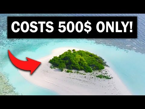 15 Islands No One Wants To Buy For Any Price!