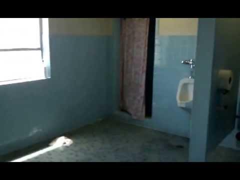 Retro Ss Blue Tiled Bathroom YouTube - 70s bathroom
