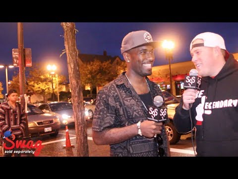 YONAS Interview At Brighton Music Hall Boston, MA With SwagSoldSeparately.com