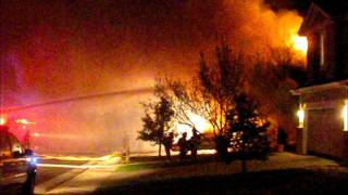 2011 House Fire - Aurora, Colorado