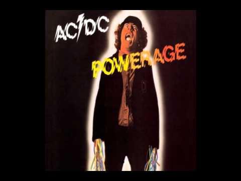 ACDC Powerage  Gone Shootin
