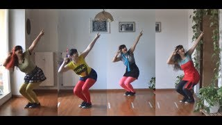 Disclaimer: I do not own the music or the choreography ! Both belon...