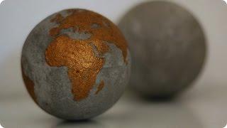 Betonkugel * DIY * Concrete Sphere [eng sub]