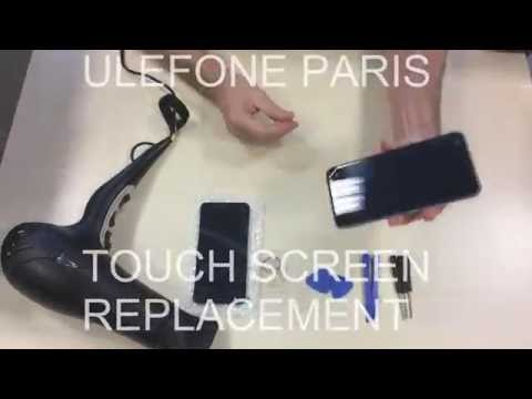Ulefone Paris Screen Replacement