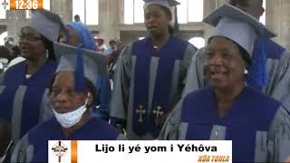 Lijo li yé yom i Yéhôva - Kôa TOHLA