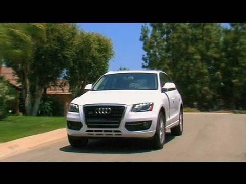Audi Q5 Video Review -- Kelley Blue Book