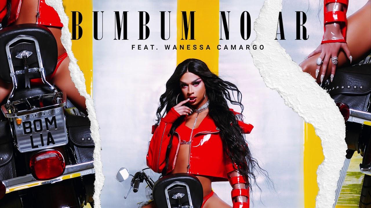 Lia Clark Bumbum No Ar Feat Wanessa Camargo Audio Oficial