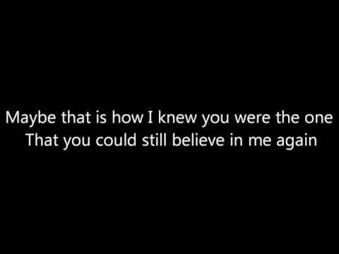 Lawson Learn To Love Again Lyrics