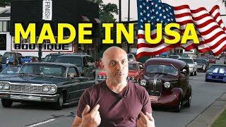 5 COSAS GENIALES y 5 HORRIBLES del MOTOR MADE IN USA - Planetas del motor (I)