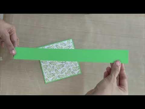 Easy DIY Gift Card Holder