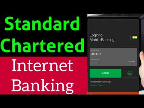 Standard Chartered Internet Banking | Standard Chartered Online Banking Login