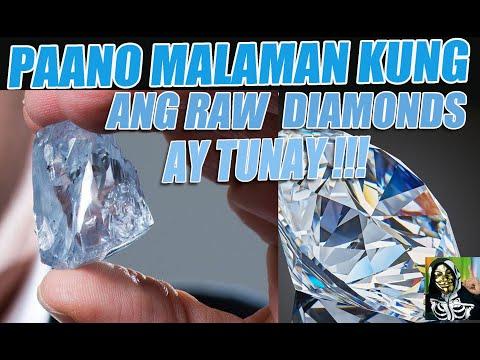 PAANO KILATISIN ANG UNCUT DIAMONDS SA YAMASHITA TREASURES