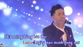 [FULL MV] KARAOKE | LAN VÀ ĐIỆP 4 | CA SĨ LONG HOÀNG