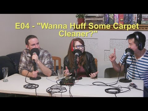 E04 - Wanna Huff Some Carpet Cleaner? (Aladdin, No Country for Old Men, Cool Hand Luke)