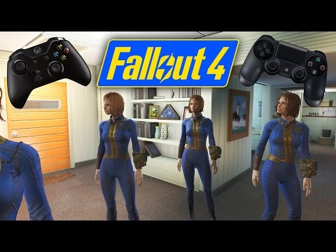 Fallout 4 - All Secret Cheat Codes (Xbox one & PS4) PARODY
