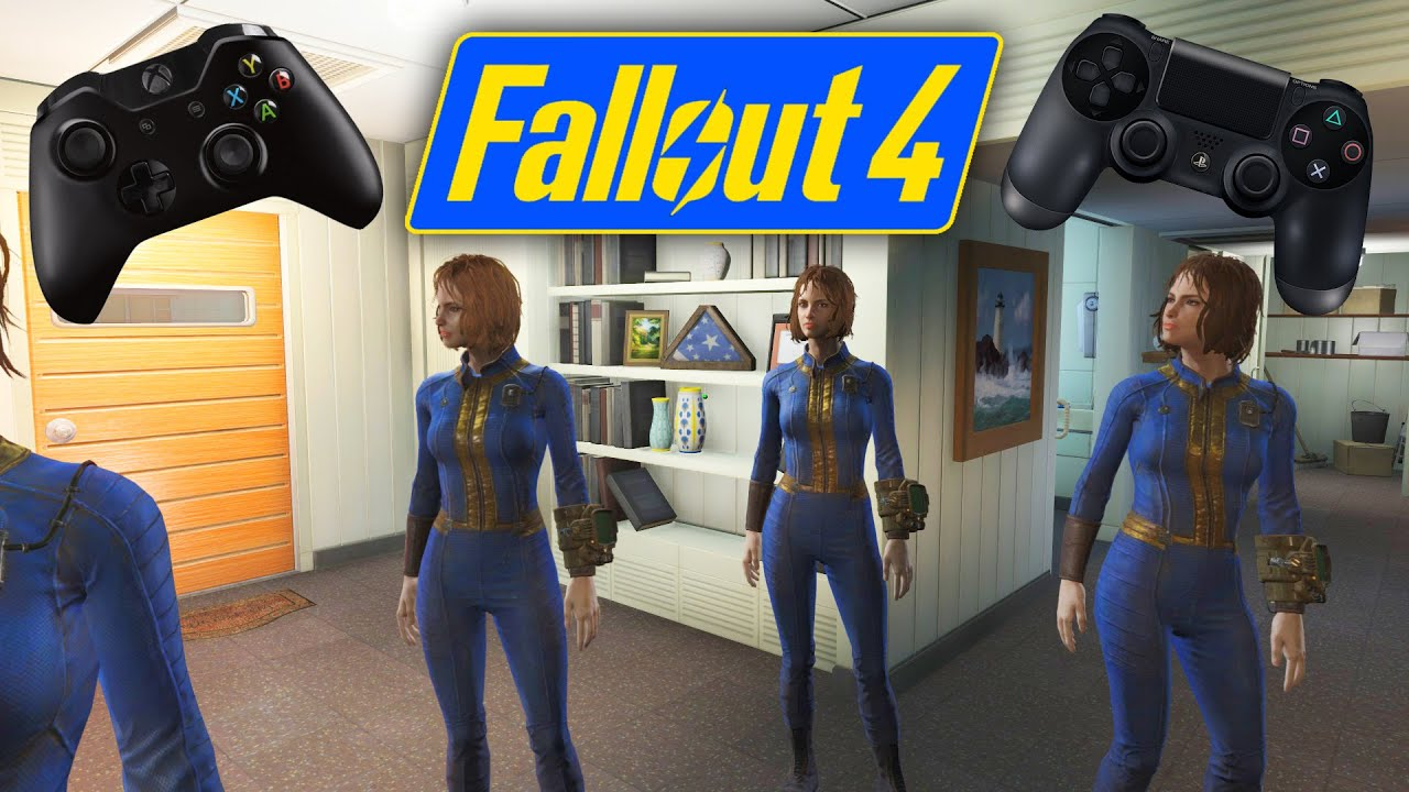 fallout 4 all secret cheat codes xbox one ps4 youtube