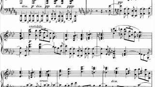 Magaloff plays Scriabin Etudes Op.8 - No.9