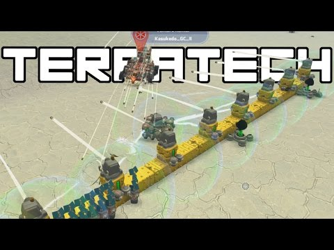 Terra Tech – Missions and Cleanup! – TerraTech Gameplay