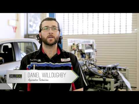 Want To Work In The Automotive Industry? Watch This Feature On Toyota Australia!