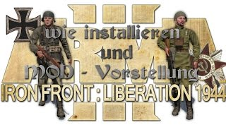 ARMA 3 - Iron Front 1944 - King of the Hill - wie Installieren und Mod Vorstellung [ DEUTSCH ]