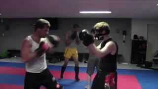 Mma, Kickboxing, Special Training In Patenaude's Martial Arts Kingston, Ontario