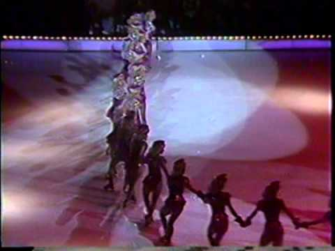 ICE CAPADES, On Top Of The World - 1990 (fragment 16)
