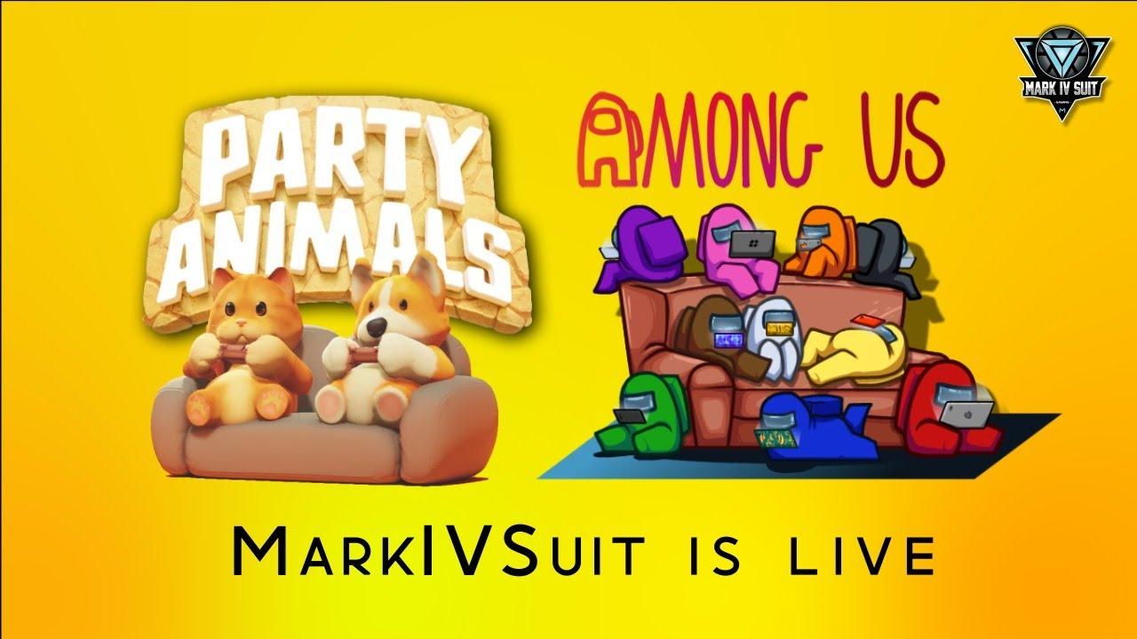 Party Animals Stream