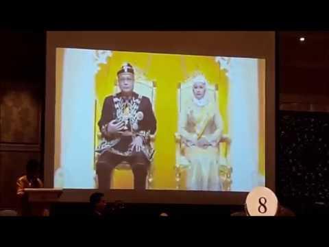 THE ROYAL KINGDOM OF SULU GALA DINNER AT SHIANGRILA MAKATI MAY 20, 2017