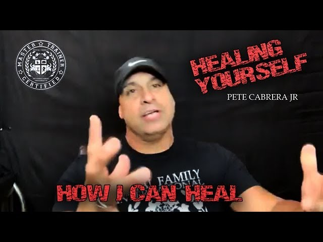 MASTER TRAINER Series:How to heal yourself in Christ Jesus