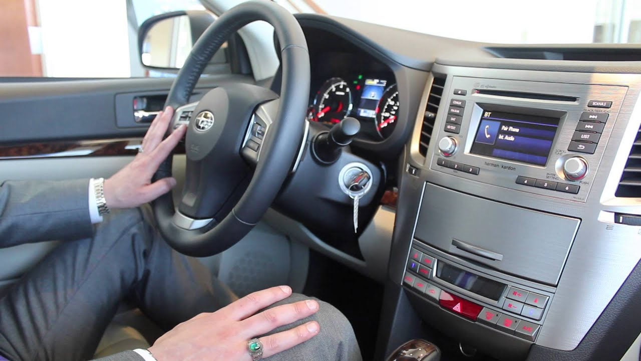 How To Set Up Bluetooth in Your New Subaru