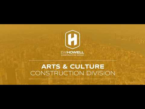 E.W. Howell Arts and Culture Division   NYC