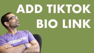 HOW TO ADD A LINK TO TIKTOK BIO - Clickable Website Link wt New TikTok Update