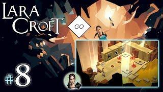 """LARA CROFT GO #8 - The Maze of Spirits [2/3] - """"Strzały!"""""""