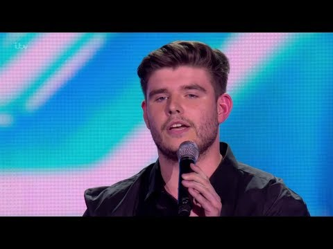 Lloyd Macey Wants To Take A Seat to make his Nan Proud! The X Factor UK 2017