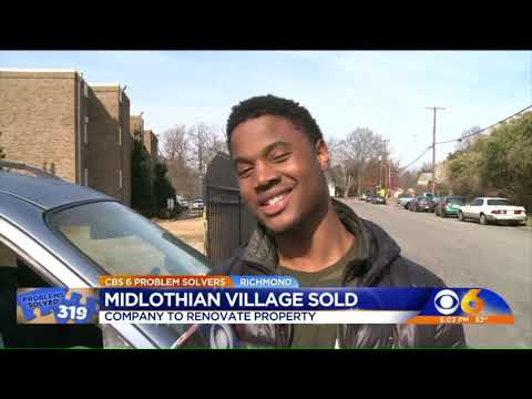 New Midlothian Village owners plan $9.7 million in renovations