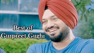 Best of Gurpreet Ghughi Compilation of Comedy Scene || Fateh || Punjabi Comedy Scenes 2015