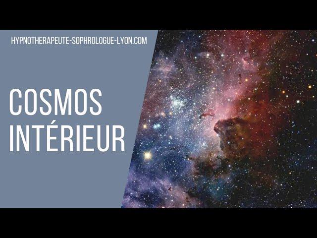 "3 Replay Hypno-Méditation ""Cosmos Intérieur & Promesse"""