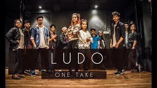 LUDO | Tony Kakkar | One Take | Tejas Dhoke Choreography | Dancefit Live