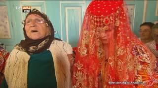 Gelin Uğurlama Anı - Tokat - Ninniden Ağıta Anadolum - TRT Avaz