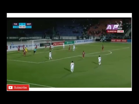 Nepal Vs TJK -Source-AP1 Live